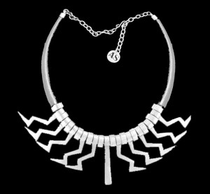 ADNS-39-2 LIGHTNING Necklace