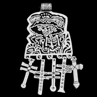 Day of the Dead Jewelry (Dia de Los Muertos)