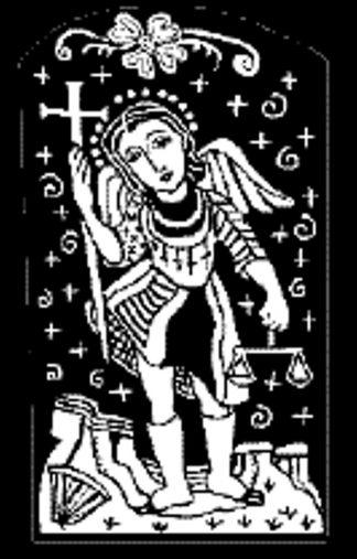 Historic Hispanic Saints Medium Easels (Retablos) and Guadalupe Earrings)